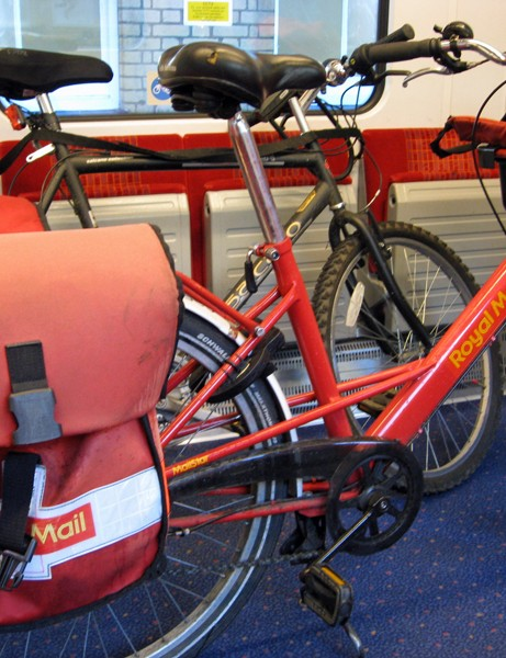 Royal Mail want to scrap postmen's bikes