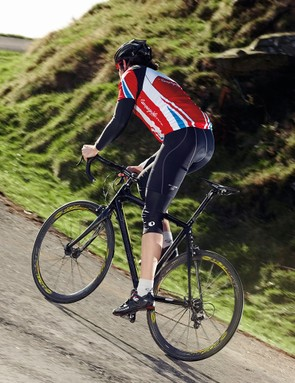 Developing the strength – mental and physical – to tackle hills is essential for success