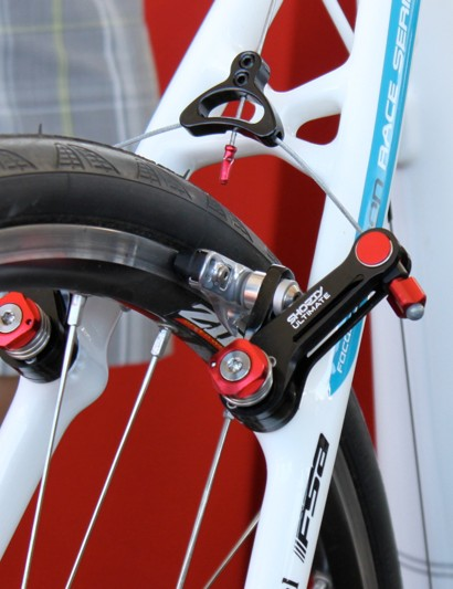 Avid's Shorty Ultimate cyclo-cross brake.