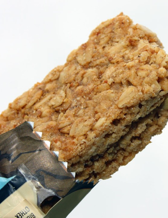 Clif Crunch is moister and chewier than most other granola bars we've sampled.