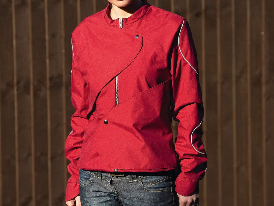 Anna Nichoola Curve Jacket