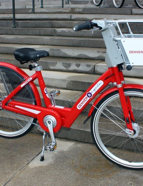 Denver's new B-cycles aren't groundbreaking in terms of what they are but rather what they can collectively do.