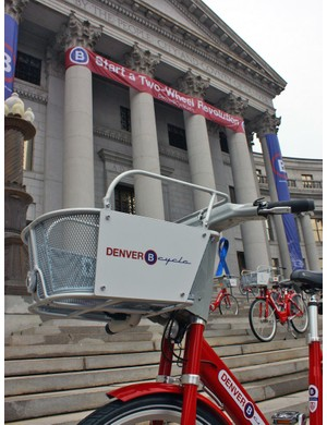 Denver, Colorado may be the first B-cycle city but it's not likely to be the last.