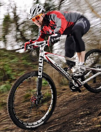 The Zula is happy to munch more miles of dirt than a half-starved earthworm – it's a perfect match for the Uk's trails