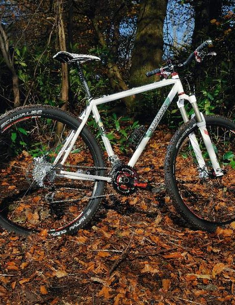 Independent Fabrications Deluxe 29er