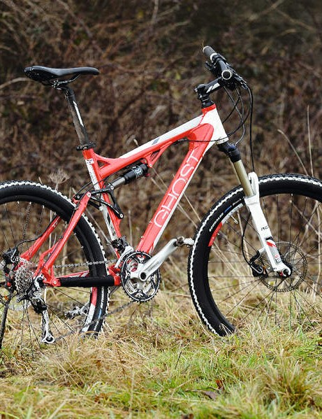 The ghost is a great all- rounder that'll flatter your riding abilities