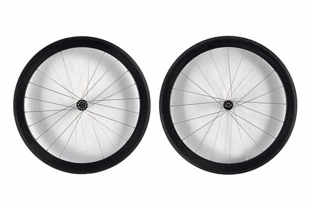 Planet X Pro Carbon Tubular 50mm wheelset