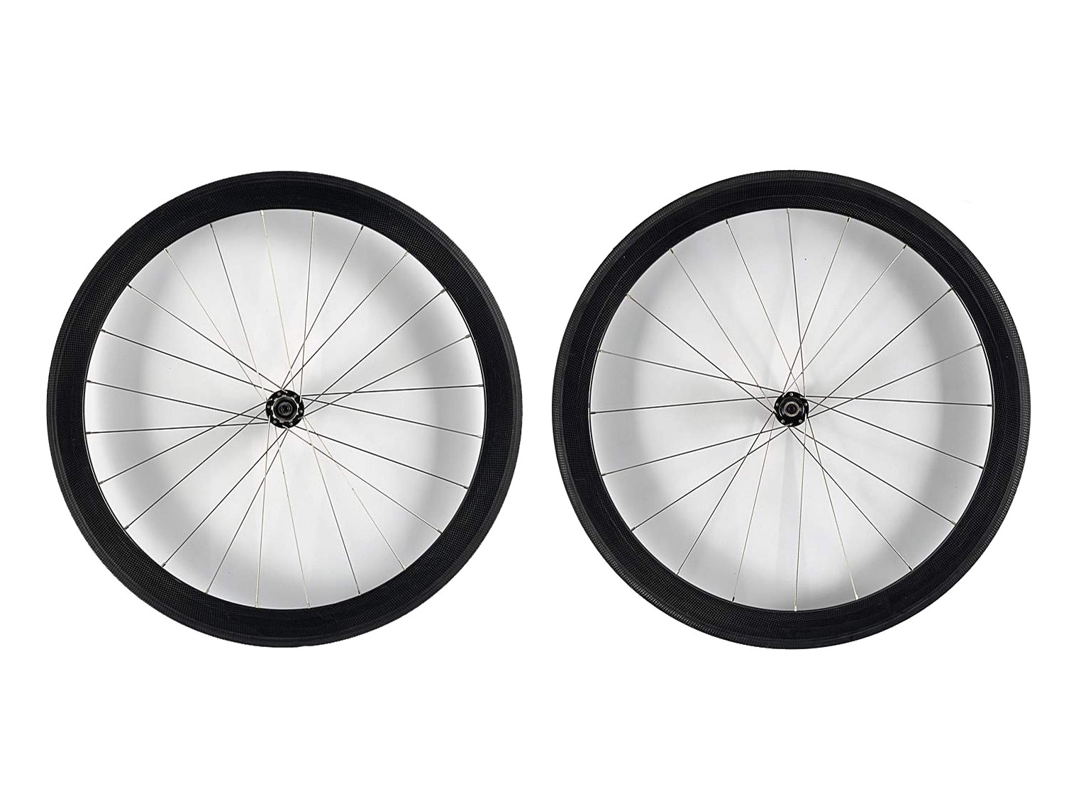 Planet X Pro Carbon Tubular 50mm wheelset