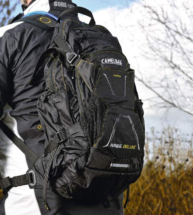Camelbak HAWG Deluxe hydration pack