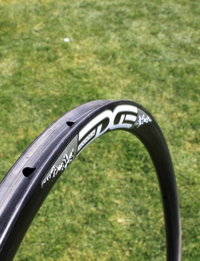 The new 29er rim is 32mm tall and 24mm wide