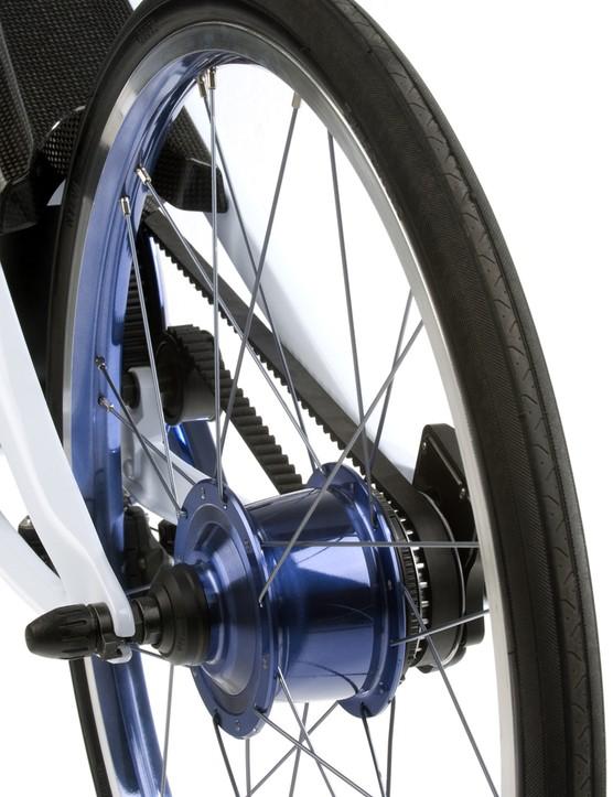 Lexus Hybrid Bicycle Concept
