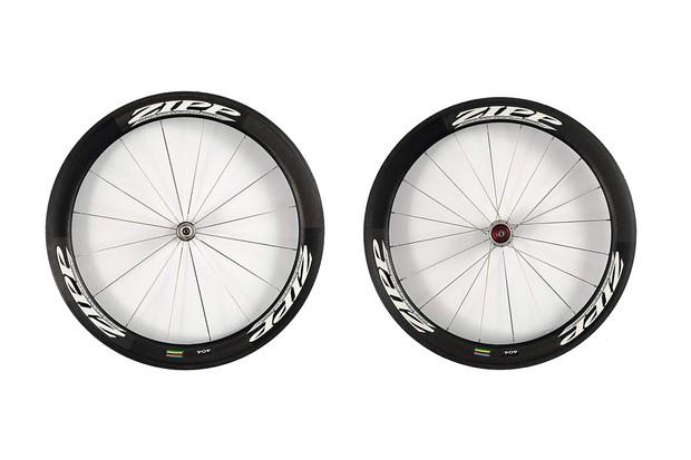 Zipp 404 tubular wheelset