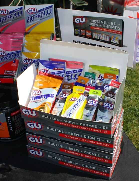 GU's sampler pack includes a little bit of everything for those who want to try out some of the company's energy products without committing to a whole box