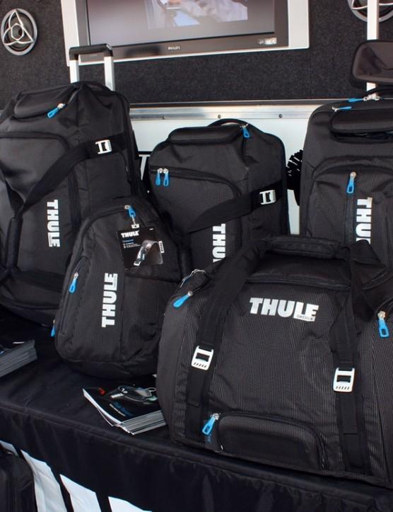 Auto rack giants Thule now have a comprehensive range of luggage
