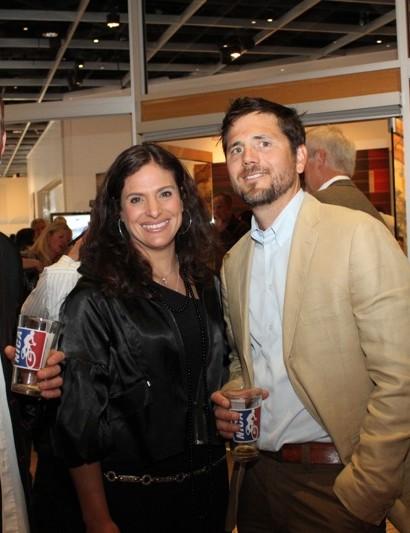 Travis Brown, Mary Monroe and Matt Fritzinger.