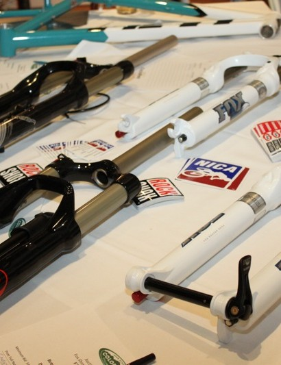 RockShox and Fox Shox can get behind NICA together.