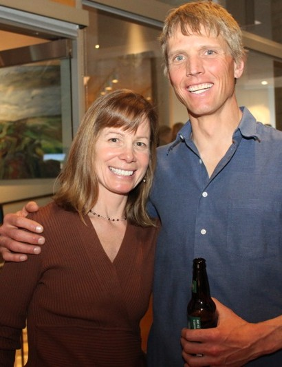 Susan DeMattei and Dave Wiens hosted the first CycleFest Colorado.