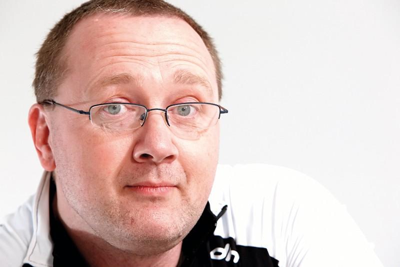 Team Member Malcolm Ratcliffe
