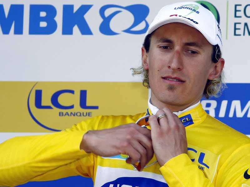 Franco Pellizotti has been asked by the Italian Olympic Committee's anti-doping prosecutor to explain his biological passport values