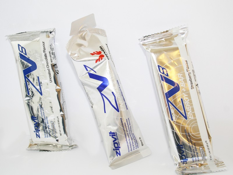 ZipVit ZV gel and bars