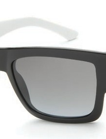 The new Decorum looks a little like Ray-Ban's classic Wayfarer from the front but the arms share styling cues with the rest of the Fox range. Price for the model pictured is £100
