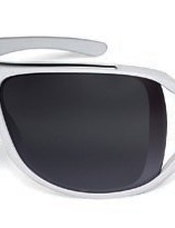 As with all of Fox's glasses, the women's Heartless model provides 100 percent protection from UVA, UVB and UVC light. The model pictured costs £70.