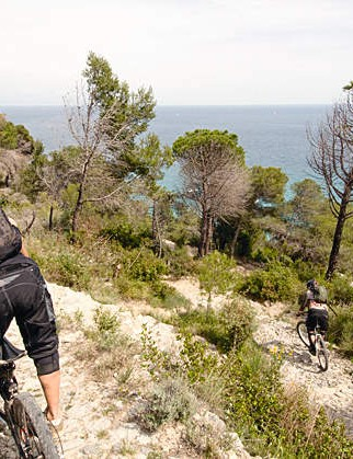 ... as a first-class freeride and downhill destination