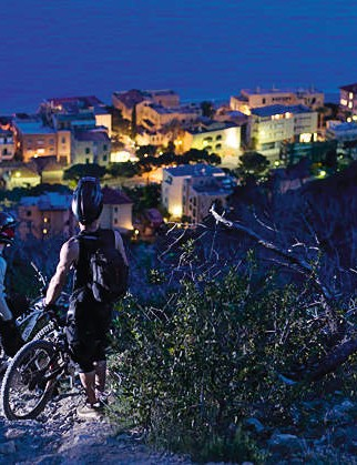 Finale Ligure is pretty stunning by night as well