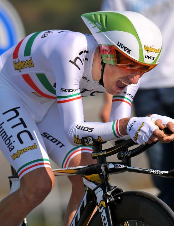 Pinotti wins Romandie Prologue