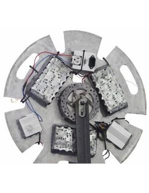 Prototype wheel