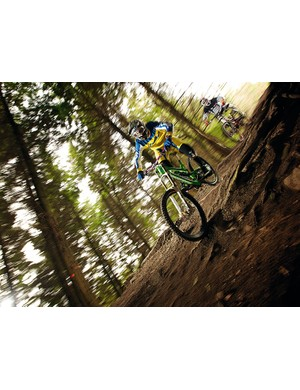 Mountain Biking UK's Rob Weaver and Doddy check out the Forest of Dean – see the latest issue of the mag to find out what they got up to