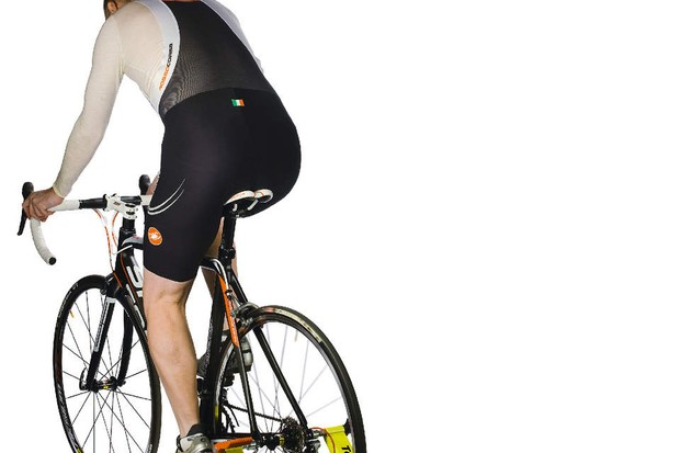 Castelli body paint bib shorts