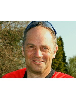Sir Steve Redgrave and his team are taking part in this year's Race Across America