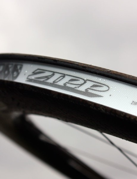 The wider rim naturally requires a wider rim strip to go along with it, which will be included with each wheel.