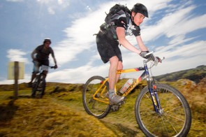 The second round of the Chain Reaction Cycles MTB Marathon Series takes place on 22-23 May in Builth Wells