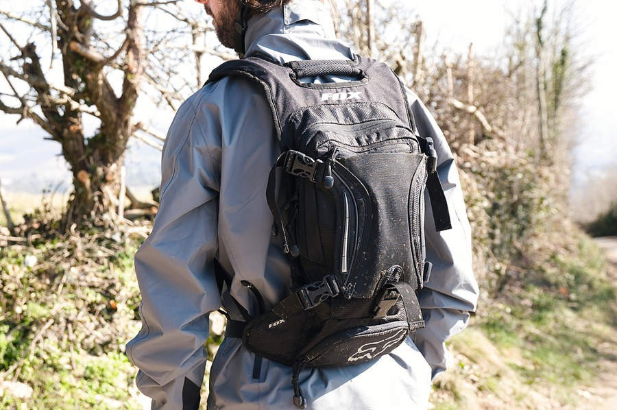 Fox Oasis back pack