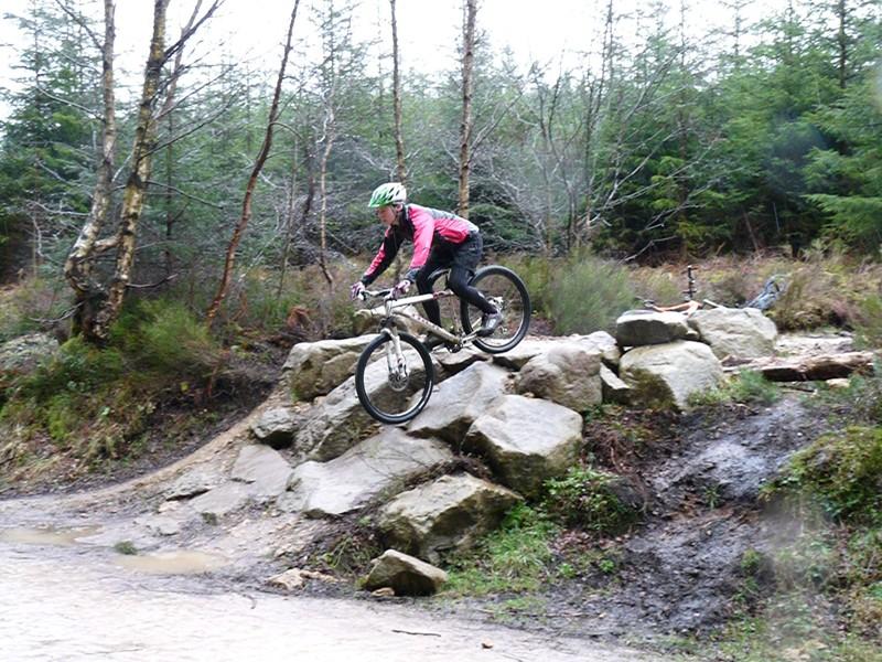 Rock drop-off 4