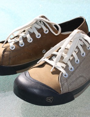 Keen's Coronado Cruiser shoes hide some clever cycling-specific enhancements within the stylish casual shell