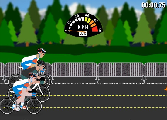 Play Felt Bicycles' game and you could be headed to the Tour de France