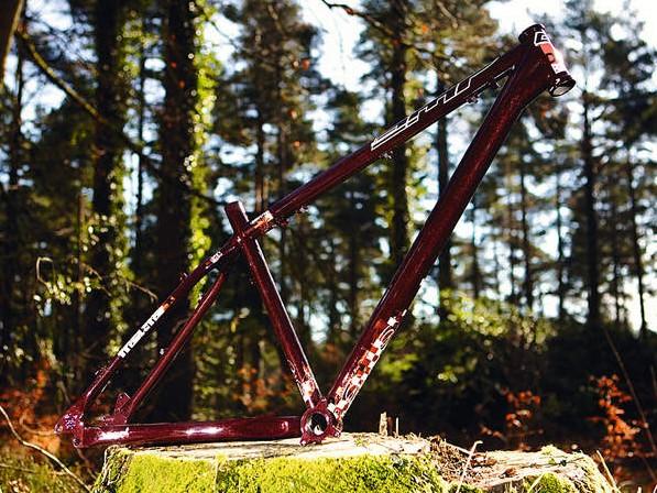 DMR Trailstar frame