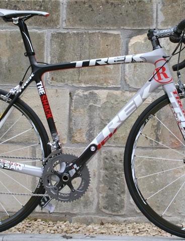 Lance Armstrong's Radioshack Trek Madone 6 Series