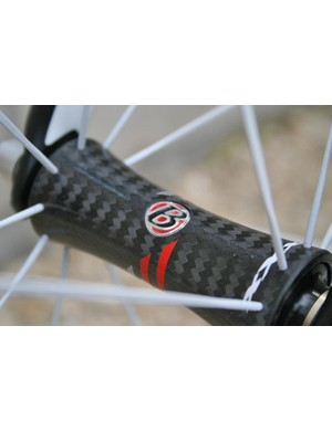 Bontrager's high-end components used throughout