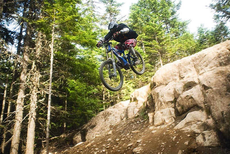 Whistler Bike Park opens this weekend