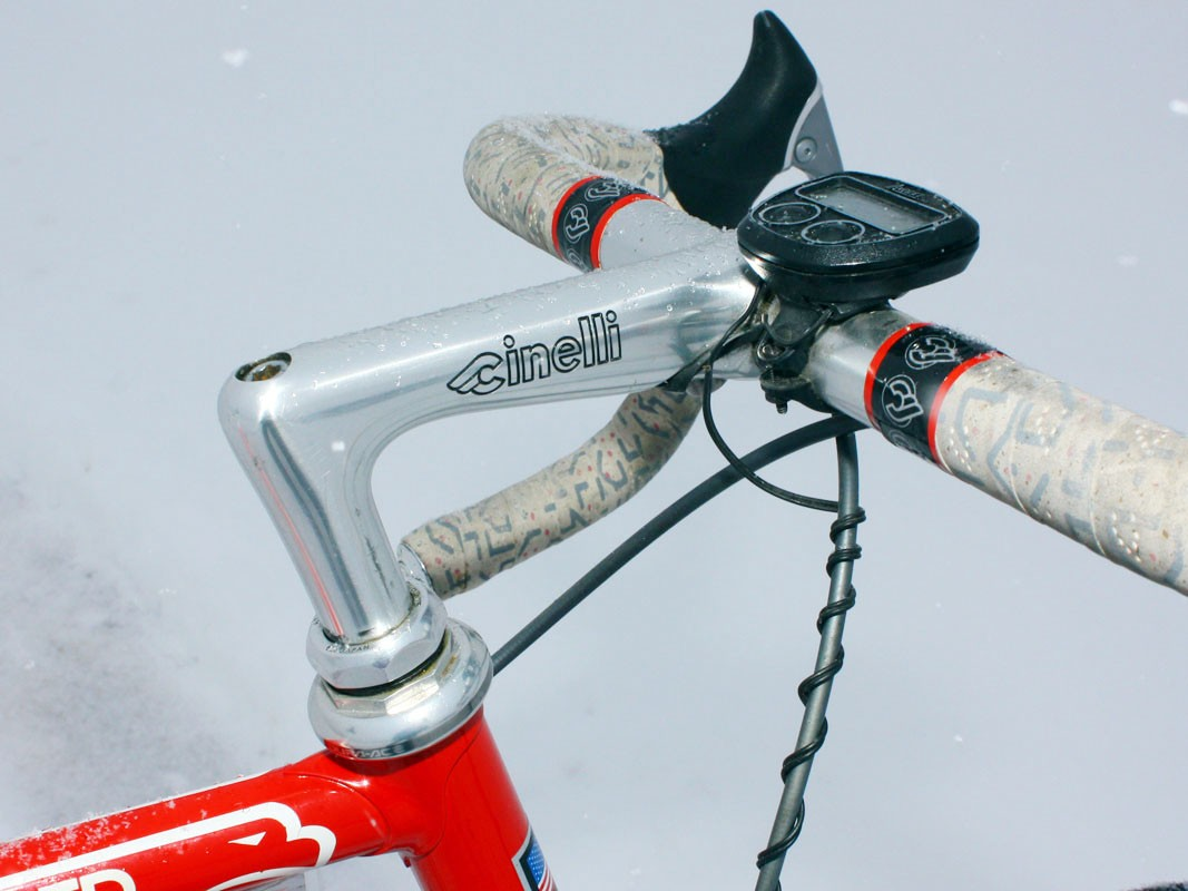 Cinelli's XA stem was among the most sought-after of its day