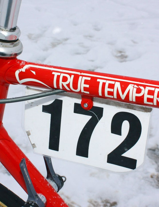 True Temper was once the 'must have' tubing for steel bikes