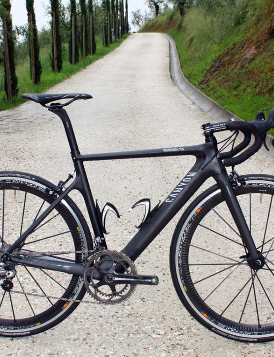 Canyon Bicycles launches into the aero road bike market with its new Aeroad CF.