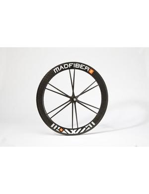 Mad Fiber front wheel