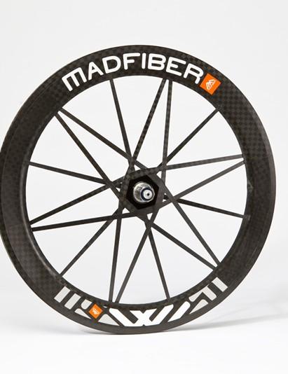 Mad Fiber rear wheel