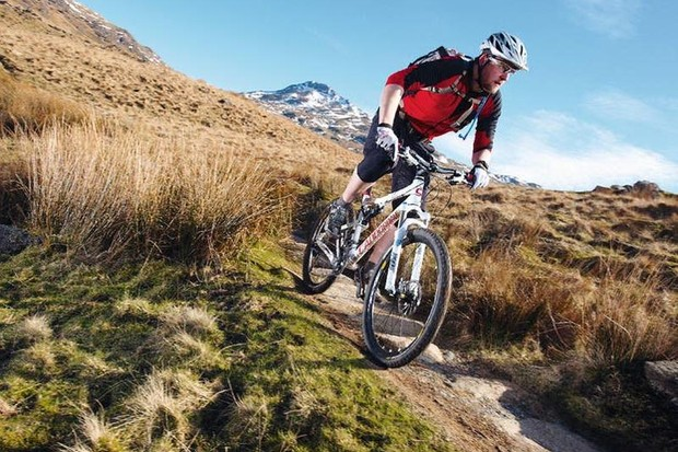 The What Mountain Bike 2010 Bike of the Year shootout