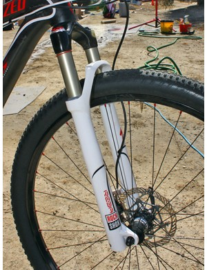 The Reba S29 is the result of a joint collaboration between RockShox and Specialized